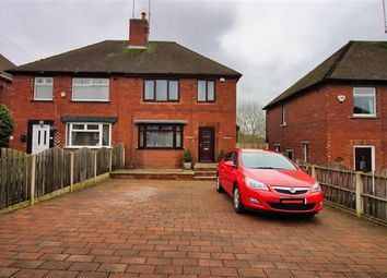 Thumbnail 3 bed semi-detached house for sale in Normanton Grove, Woodhouse, Sheffield