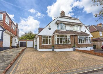 Thumbnail 3 bed property for sale in Palmersfield Road, Banstead