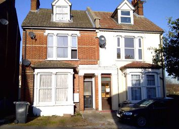 Thumbnail 2 bed maisonette to rent in Essex Road, Dartford