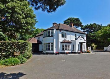 Thumbnail 6 bed detached house for sale in Salterns Road, Stubbington, Fareham