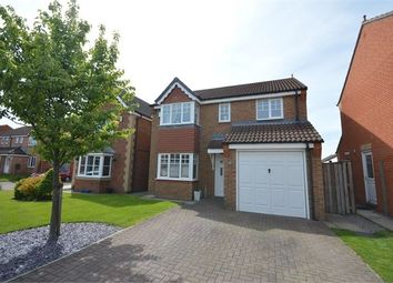 Thumbnail 4 bed detached house for sale in Hybrid Close, Biddick Woods, Houghton-Le-Spring, Tyne & Wear..
