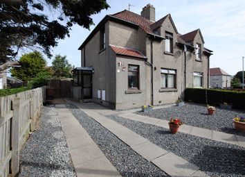 Thumbnail 3 bed semi-detached house for sale in Lochlea Avenue, Troon, South Ayrshire
