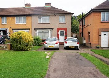 Thumbnail 3 bed end terrace house for sale in Fairmead Crescent, Edgware