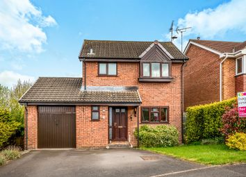 Thumbnail 3 bed detached house for sale in Lark Rise, Uttoxeter