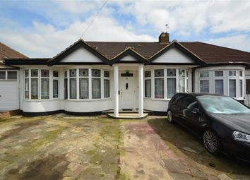Thumbnail 5 bed semi-detached bungalow for sale in Whitney Avenue, Redbridge, Essex