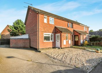 Thumbnail 3 bedroom end terrace house for sale in Wordsworth Road, Diss