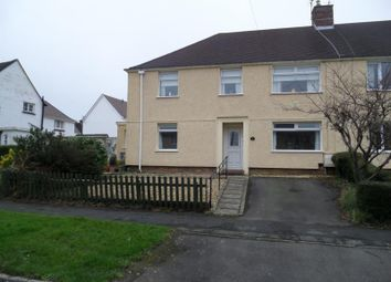 Thumbnail 2 bedroom maisonette to rent in Heol Llanbedr, Cardiff