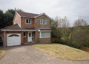 Thumbnail 4 bedroom detached house for sale in Merbeck Drive, Sheffield