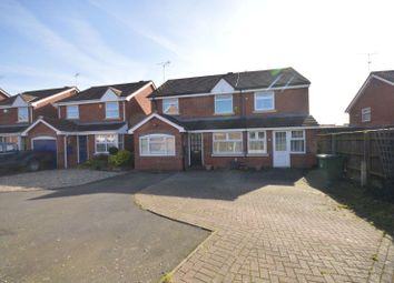 Thumbnail 5 bedroom detached house for sale in Stevenson Gardens, Cosby, Leicester