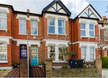 Thumbnail 4 bed terraced house for sale in Weston Road, Chiswick