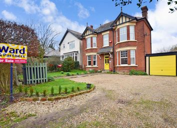 Thumbnail 3 bed detached house for sale in Sturry Hill, Sturry, Canterbury, Kent