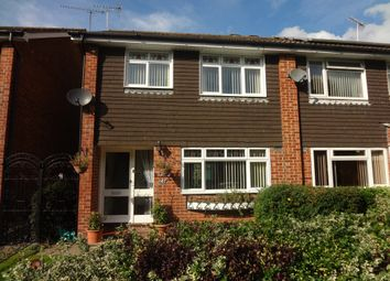Thumbnail 3 bed semi-detached house to rent in Yew Tree Gardens, Denmead, Waterlooville, Hampshire