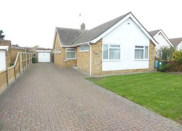 Thumbnail 3 bed bungalow for sale in Blenheim Road, Littlestone, New Romney