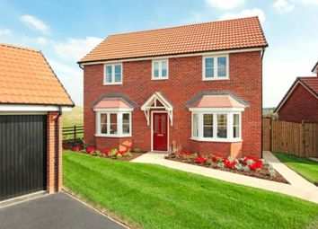 Thumbnail 4 bed detached house for sale in Bransford Road, Worcester, Worcestershire