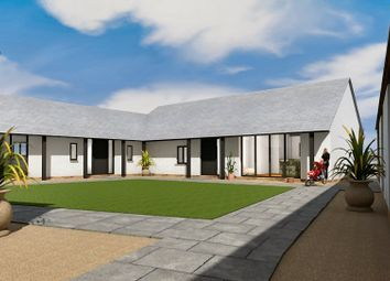 Thumbnail 2 bed semi-detached bungalow for sale in Quy Road, Lode, Cambridge