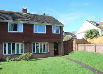 Thumbnail 3 bedroom semi-detached house for sale in Tyrrell Mead, Sidmouth