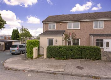 Thumbnail 3 bed end terrace house for sale in Ringmore Way, Plymouth