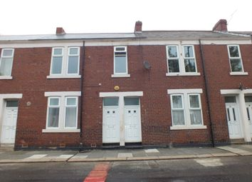 Thumbnail 2 bed flat to rent in Armstrong Road, Newcastle Upon Tyne