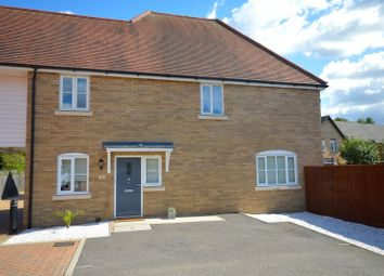Thumbnail 4 bed link-detached house to rent in Granary Halt, Rayne, Braintree