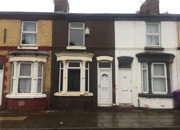 Thumbnail 2 bedroom property to rent in Sunlight Street, Anfield, Liverpool