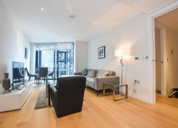 Thumbnail 1 bed flat for sale in Four Riverlight Quay, Nine Elms, London