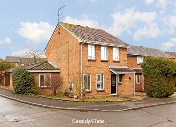 Thumbnail 4 bed detached house for sale in Harness Way, St Albans, Hertfordshire
