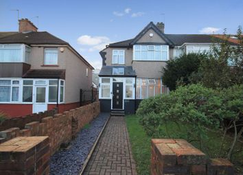 Thumbnail 3 bed end terrace house for sale in Kings Avenue, Greenford
