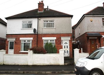 Thumbnail 2 bedroom semi-detached house for sale in Dunraven Gardens, Bloomfield, Belfast