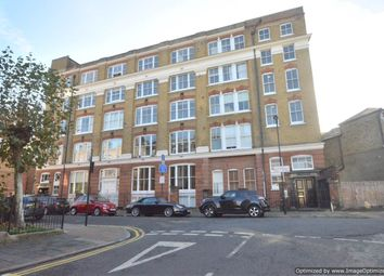 Thumbnail 1 bed flat to rent in Colonnades Apartments, Hackney