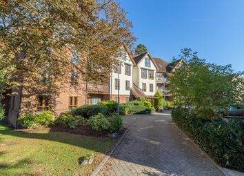 Thumbnail 3 bed flat for sale in Ashbourne Gardens, Hertford