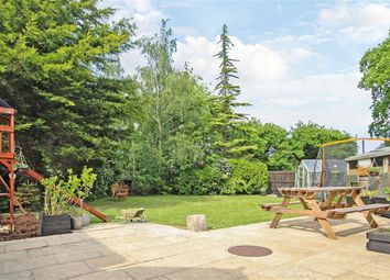 Thumbnail 4 bed end terrace house for sale in Callaghan Close, Stratton, Swindon