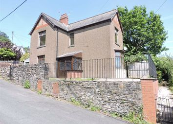 Thumbnail 3 bed detached house for sale in Uplands Road, Pontardawe, Swansea