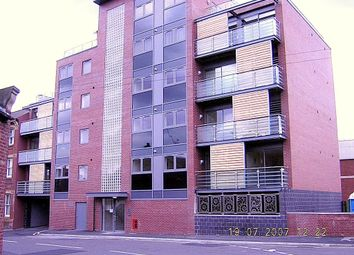 Thumbnail 1 bed flat to rent in City Walk, 1 Syvelster Street, Sheffield City Centre