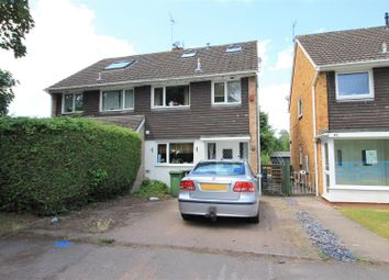 Thumbnail 3 bed semi-detached house for sale in Yazor Road, Hereford