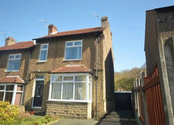 Thumbnail 2 bed end terrace house for sale in Wood Lane, Huddersfield, West Yorkshire