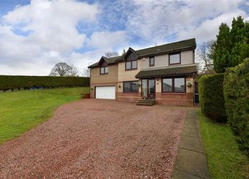 Thumbnail 6 bed detached house for sale in Mayfield Drive, Howwood, Johnstone