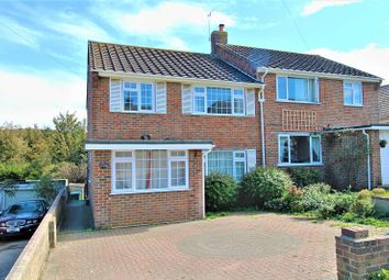 Cissbury Avenue, Peacehaven, East Sussex. BN10. 4 bed semi-detached house