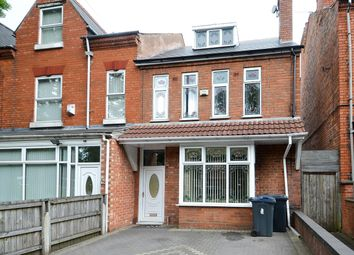 Thumbnail 4 bed end terrace house for sale in Yardley Wood Road, Moseley, Birmingham