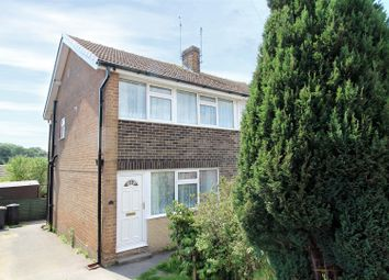 Thumbnail 3 bedroom semi-detached house to rent in Coppice Rise, Harrogate