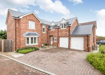 Thumbnail 5 bed detached house for sale in Daisy Close, Four Marks, Alton