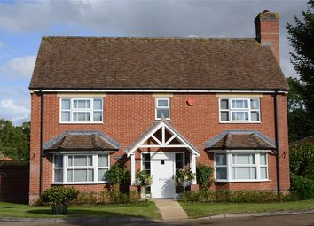 Thumbnail 4 bed detached house for sale in Upper Bucklebury, Reading, Berkshire