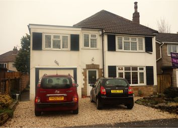 Thumbnail 4 bed detached house for sale in Stonegate Road, Moortown