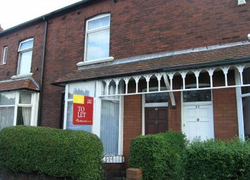 Thumbnail 3 bedroom terraced house to rent in Rushton Road, Bolton