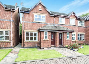 Thumbnail 2 bedroom semi-detached house for sale in Leys Close, Elswick, Preston