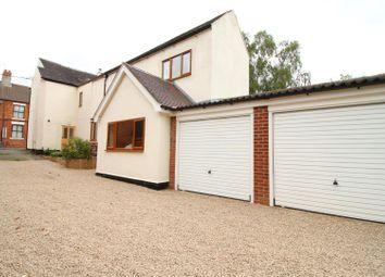 Thumbnail 4 bed detached house for sale in Townsend Lane, Donington Le Heath, Coalville