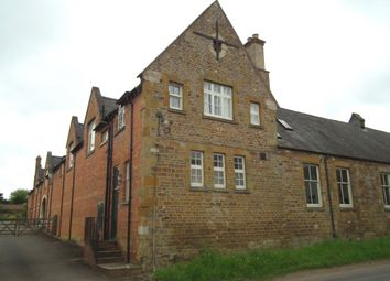 Thumbnail 1 bed flat to rent in Lamport, Northampton