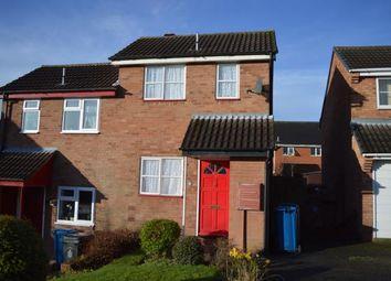 Thumbnail 1 bedroom semi-detached house for sale in Heenan Grove, Lichfield
