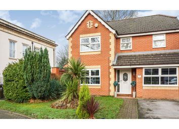 4 bed detached house for sale in Heaton Court, Bury BL9