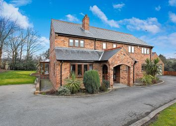 Thumbnail 4 bed detached house for sale in Brandy Carr Road, Kirkhamgate, Wakefield