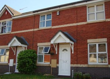 Thumbnail 2 bed terraced house to rent in Russet Wood, Plymouth